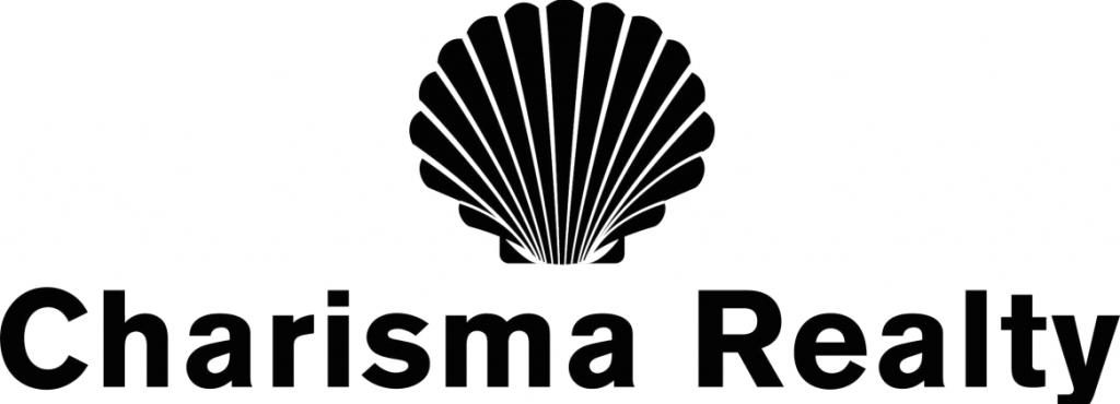 charisma realty shell logo